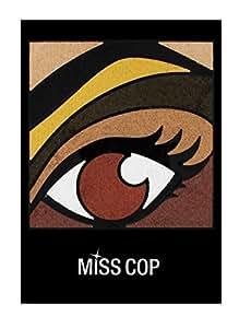Miss Cop Ombre à Paupières Smoking - 02 Brun