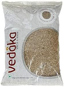 Amazon Brand - Vedaka Whole Cumin, 500g