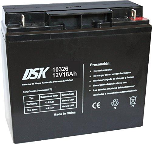 DSK 10326 - Batería Plomo ácido Recargable