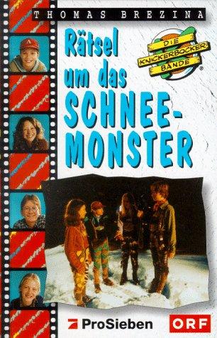 Die Knickerbocker-Bande, TV-Abenteuer, Bd.1, Rätsel um das Schneemonster