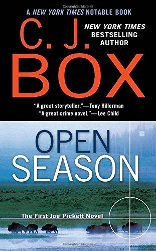 Book cover for Open Season