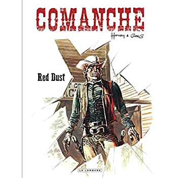 Comanche - tome 1 - Red Dust
