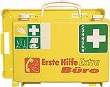 Söhngen Erste Hilfe Koffer Extra Büro B260xH170xT110ca.mm leuchtgelb SÖHNGEN - 320126