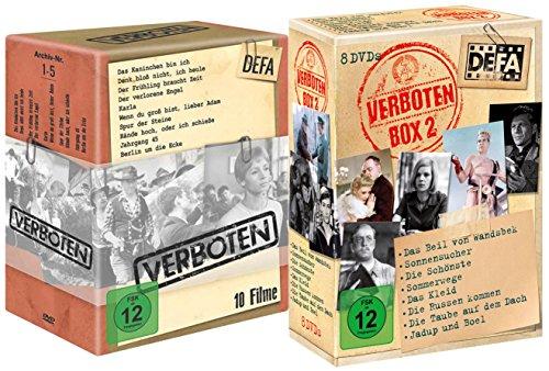 Verboten - Box 1 und 2 DVD VK