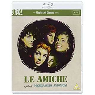 Le amiche [Masters of Cinema] [Dual Format - Blu-ray & DVD] [1955]