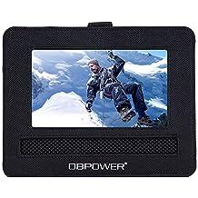 """DBPOWR Soporte para Reposacabezas de Coche (para Reproductor de DVD Portátil Giratorio de 10''-10.5"""")"""