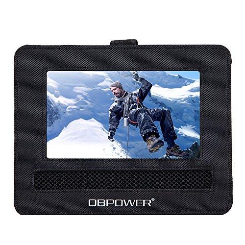 """Auto Kopfstützenhalterung für Drehgelenk & Flip Tragbarer DVD Player KFZ Kopfstütze Halterung Gehäuse (9.5"""") Test"""