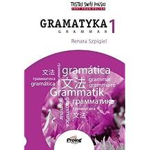TESTUJ SWOJ POLSKI Gramatyka 1 (Testuj Swj Polski)