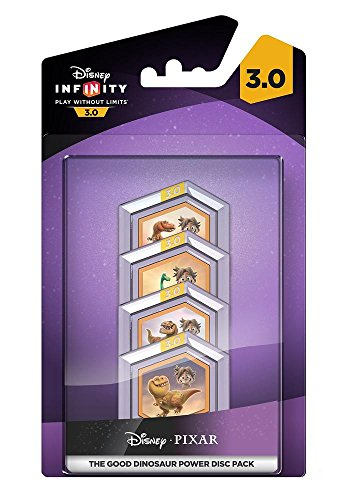 Disney Infinity 3.0 - Pack de Power Discs : The Good Dinosaur