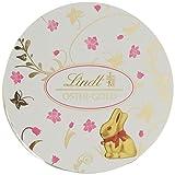 Geschenkidee Schokolade - Lindt & Sprüngli Oster Gold Runddose, 1er Pack (1 x 140 g)