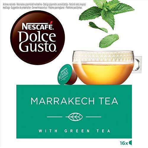 Nestlé - Dolce Gusto Marrakech 116G - Lot De 3 - Livraison Rapide en France - Prix Par Lot