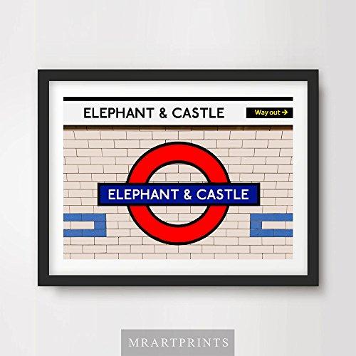 london-underground-elephant-castle-art-print-poster-tube-station-sign-train-railway-british-urban-ci