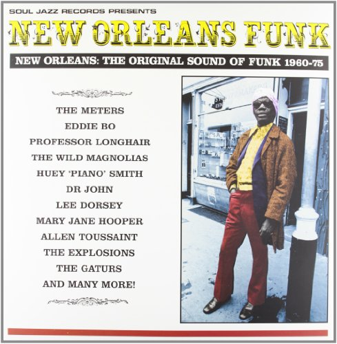 New Orleans Funk [Vinyl LP] - Orleans New Vinyl