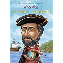 Who Was Ferdinand Magellan? (Who Was?) (English Edition)