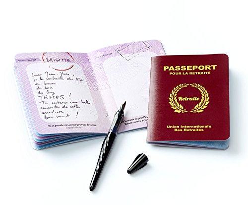 Le Livre d'or « passeport pour la retraite »