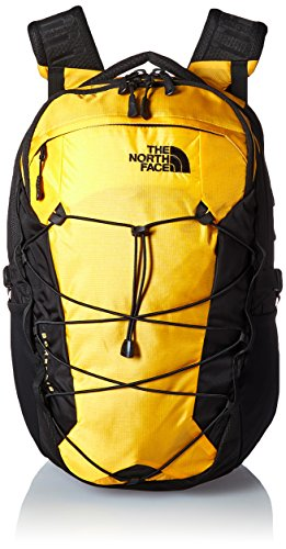 THE NORTH FACE Borealis Rucksack Yellow Ripstop/TNF Black, One Size
