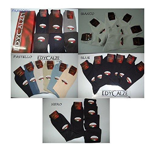6-paia-calze-uomo-corte-cotone-edy-calze-misure-e-colore-a-scelta-10mz-nero