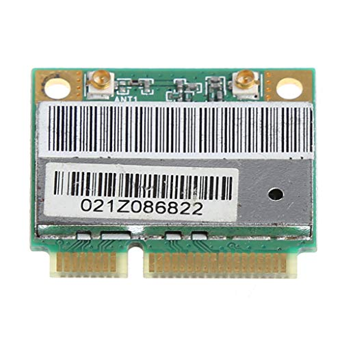 LDA Get Fresh AR9285 AR5B95 Half Mini PCI-E Scheda 150 Wbps Wireless WLAN  WiFi Card per Atheros