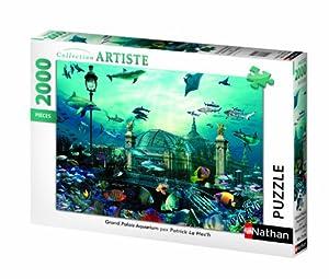 Nathan - Puzzle de 2000 Piezas (43.3x30.1 cm) (87874)