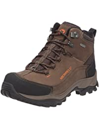 Merrell Norsehund Omega Mid Wtpf, Bottes de pluie homme
