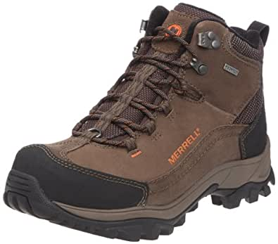 Merrell Norsehund Omega, Men's Lace-Up Trekking and Hiking Boots - Merrell Stone, 7 UK