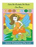 Farbe Für Buchstabe Für Kinder: Feen Thema