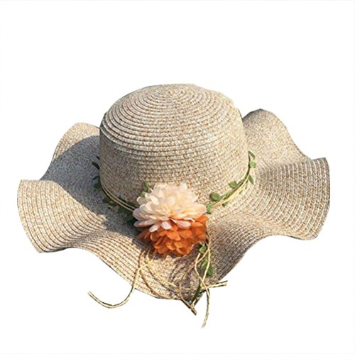 love-studiohat-summer-ladies-outdoor-shade-flower-straw-hat-sunscreen-sun-hat-big-along-beach-hat-fo