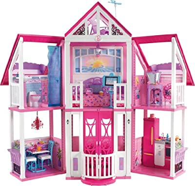 Barbie W3141 - Supercasa (Mattel) de Mattel