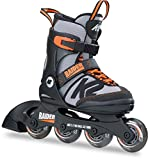 K2 Skate Raider, Schwarz Orange