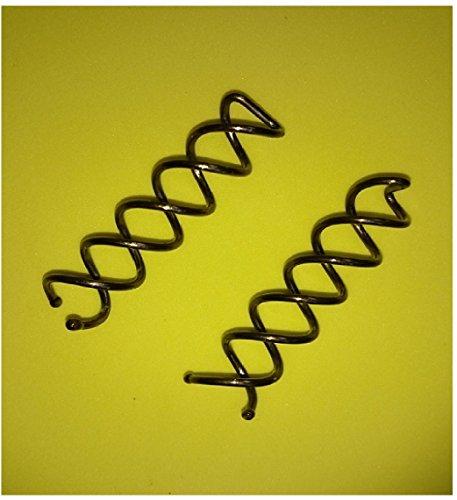 Spiralspange, Haar, Schönheitsstil, Hochsteckfrisur-Clip, gedrehte Haarspange