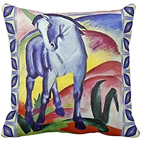 Franz Marc Blue Horse Vintage Fine Art