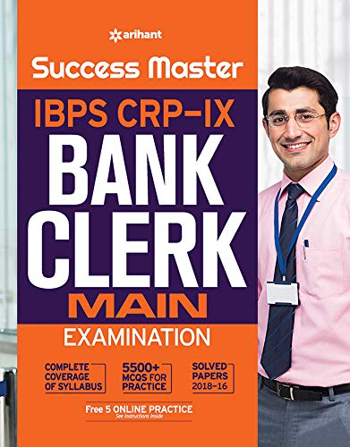 Success Master IBPS-VIII Bank Clerk Mains Exam 2019