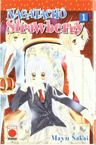 Nagatacho strawberry 1