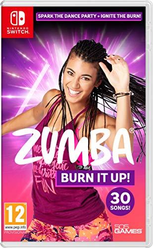 Zumba Burn it Up!