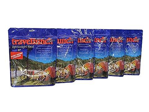 Travellunch Bestseller Mix II 6 Tüten à 250 g