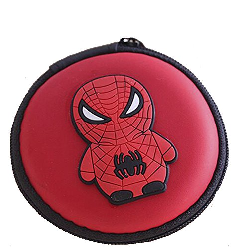 childrens-superhero-purse-wallet-coin-holder-spiderman