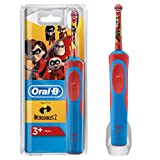 Oral-B Stages Power Kids Increíbles - Cepillo Eléctrico Recargable...
