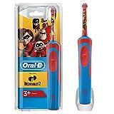 Oral-B Stages Power Kids Cepillo Eléctrico Niños Personajes Incredibles