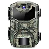 Victure Trail Game Camera 16MP Night Vision Motion Activated with Upgrade Waterproof Design - Best Reviews Guide