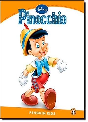 Penguin Kids 3 Pinocchio Reader (Pearson English Kids Readers)