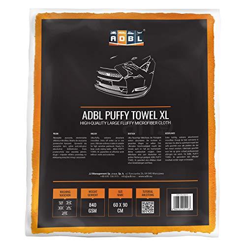 ADBL Puffy Towel XL Premium Mikrofasertuch Polier- & Trockentuch 60x90cm 840 GSM