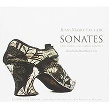 Jean-Marie Leclair: Sonatas for Violin and Basso Continuo by Alessandro Santoro (2005-08-02)
