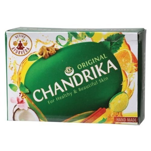 Bar von 125g Chandrika ayurvedische Seife von Körper Seife Hand Waschen