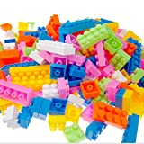 #1: Vibgyor Vibes™ 88 pcs, 6 coloured Building Blocks-Multiple colours, Mind development activity for the little ones.