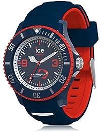 ICE-Watch Vendée Globe 7281 - Montre Chronomètre - Affichage - Bracelet Silicone Bleu et Cadran Bleu - Homme