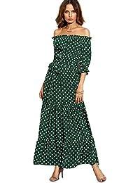 20a61bd912850 Amazon.es  SOLYHUX - Vestidos   Mujer  Ropa