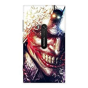 Premium Crazy Insanity Multicolor Back Case Cover for Lumia 920