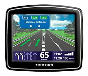 TomTom ONE IQ Routes Central Europe Traffic Navigationsgerät inkl. TMC (8,9 cm (3,5 Zoll) Display, 19 Länderkarten, Fahrspurassistent)