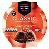 Matthew Walker Classic Christmas Pudding (1 x 400g) - Medium Size