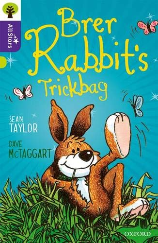 Oxford Reading Tree All Stars: Oxford Level 11 Brer Rabbit's Trickbag